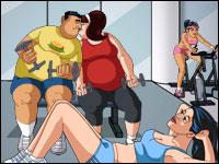 Gym Love-ügyességi