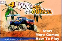 4 Wheel Madness-autós
