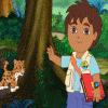 Diego a megmentő - Go, Diego! Go! - a felfedező ki